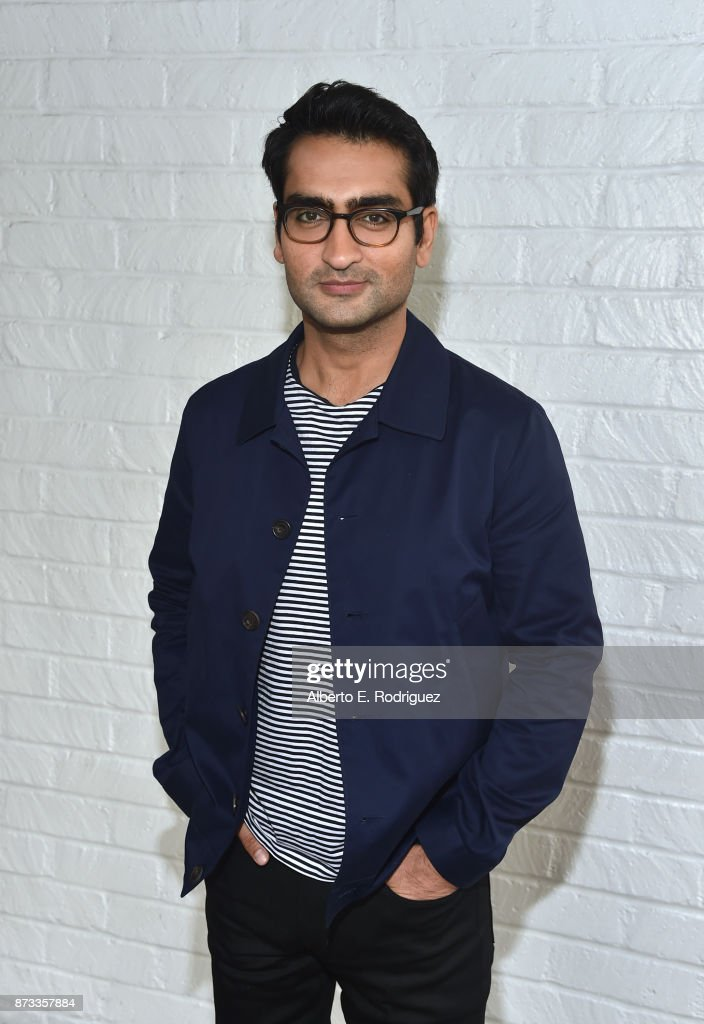 Kumail Nanjiani attends 'Indie Contenders Roundtable' at AFI FEST 2017 Presented By Audi at Hollywood Roosevelt Hotel on November 12, 2017 in Hollywood, California.