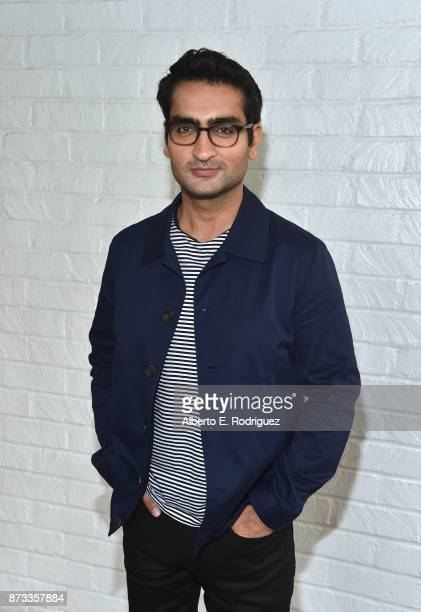Kumail Nanjiani attends 'Indie Contenders Roundtable' at AFI FEST 2017 Presented By Audi at Hollywood Roosevelt Hotel on November 12 2017 in...