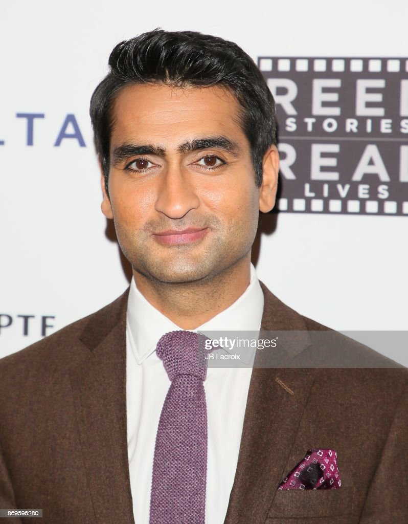 Kumail Nanjiani attends the 6th Annual Reel Stories, Real Lives Benefiting MPTF on November 02, 2017 in Los Angeles, California.