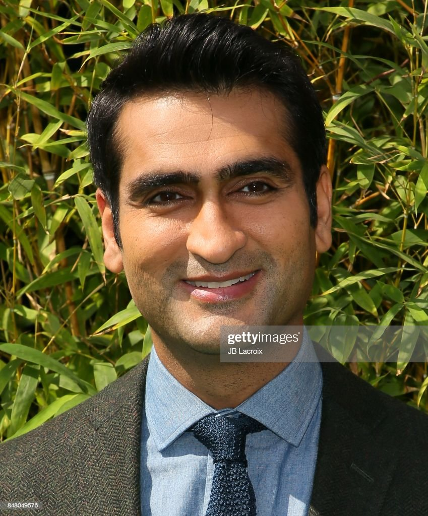 Kumail Nanjiani attends the premiere of Warner Bros. Pictures' 'The LEGO Ninjago Movie' on September 16, 2017 in Westwood, California.