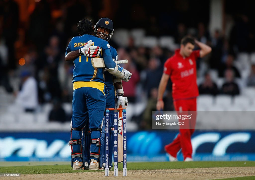 England v Sri Lanka: Group A - ICC Champions Trophy