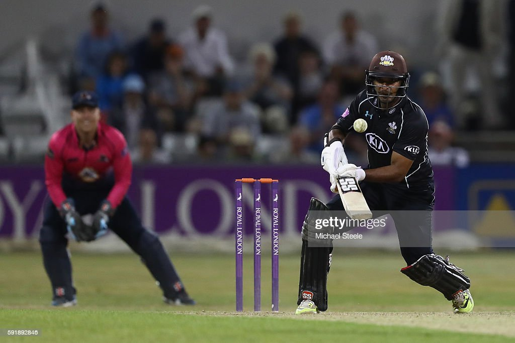 Northamptonshire v Surrey: Royal London One-Day Cup