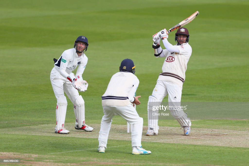 Middlesex v Surrey - Specsavers County Championship: Division One