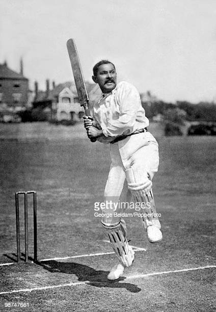 Kumar Shri Ranjitsinhji Sussex and England circa 1905