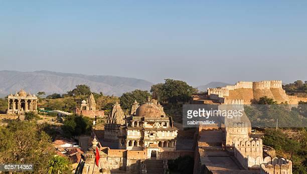 Kumbhalgarh Fort Rajasthan, India.