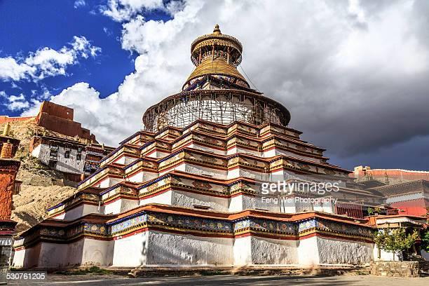 Kumbum, Palcho Monastery, Gyantse, Tibet