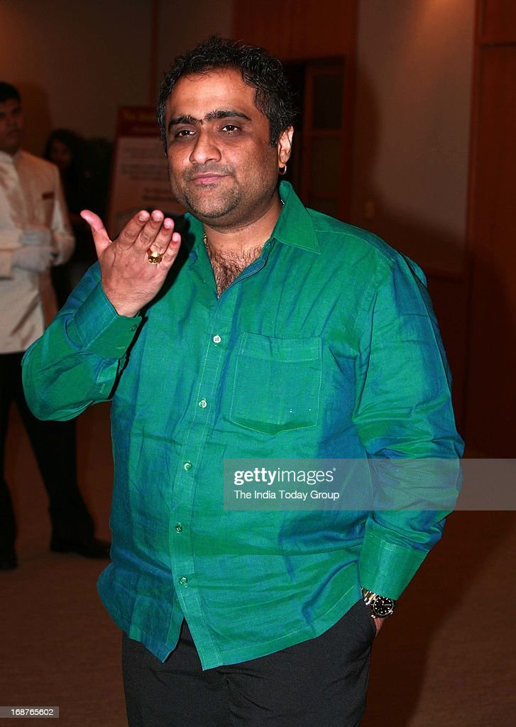 Kunal Ganjawala at the launch of Dr. Rakesh Sinha's DVD in Mumbai on 14th May, 2013.