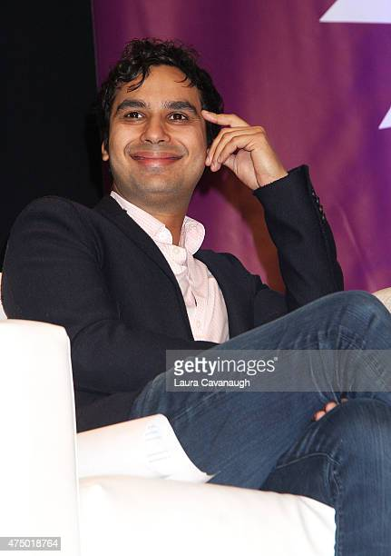 Kunal Nayyar attends BookExpo America 2015 at Javits Center on May 28 2015 in New York City