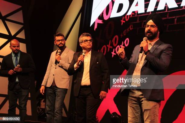 Kunal Rao of East India Company Group of Indian Standup Comedians at a party hosted by Daikin to celebrate the three years of togetherness with Delhi...