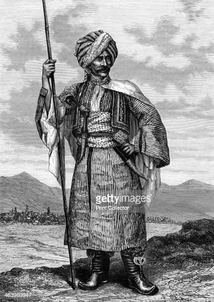 Kurdish chief 19th century