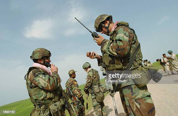 Kurdish Peshmergas and US Special forces are advancing from Kalak towards Khasr and Mosul Special forces are involved in fire fights and have come...