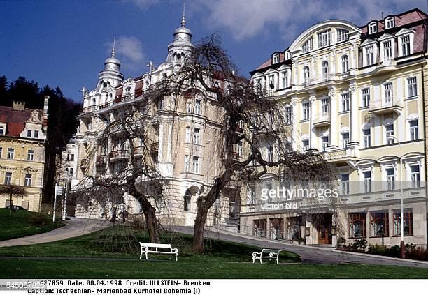 Kurhotel Bohemia April 1999kurort kurenhotel hotels