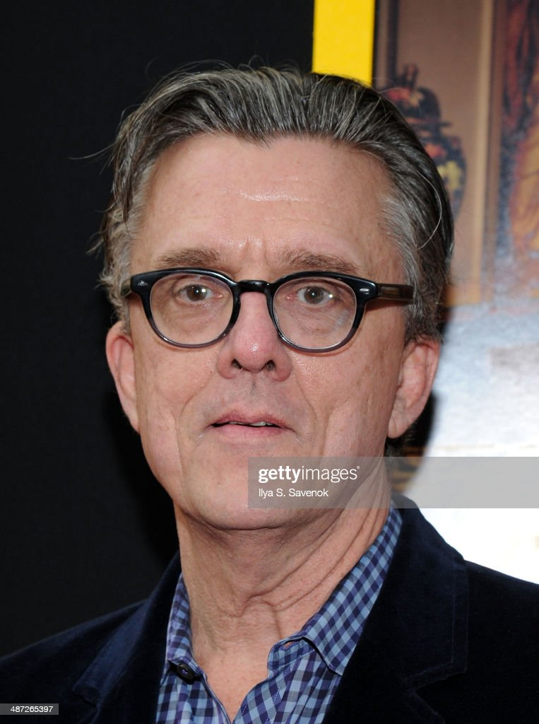Kurt Andersen attends the 'Belle' premiere at The Paris Theatre on April 28, 2014 in New York City.