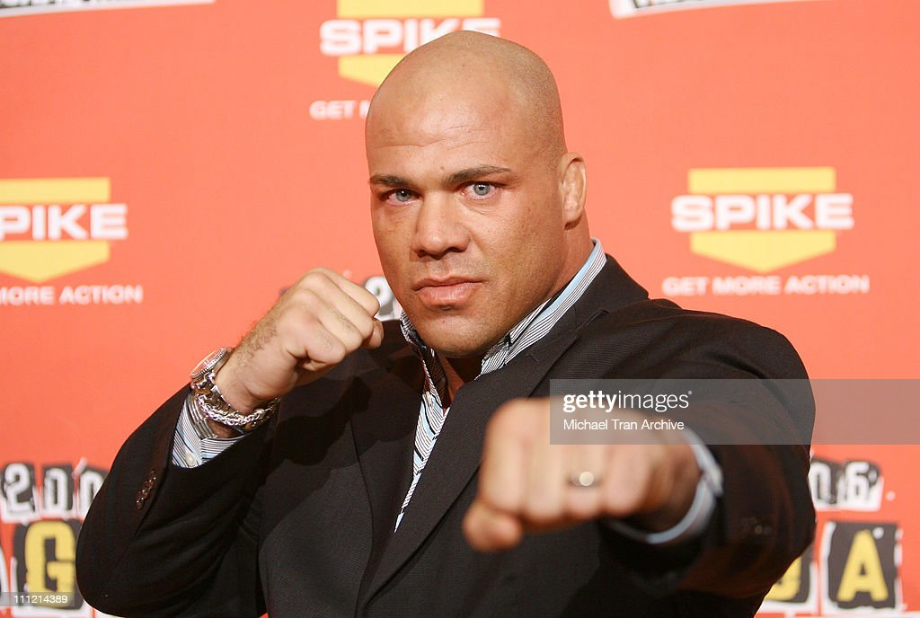 <a gi-track='captionPersonalityLinkClicked' href=/galleries/search?phrase=Kurt+Angle&family=editorial&specificpeople=644134 ng-click='$event.stopPropagation()'>Kurt Angle</a> during Spike TV's 2006 Video Game Awards - Arrivals at The Galen Center in Los Angeles, California, United States.