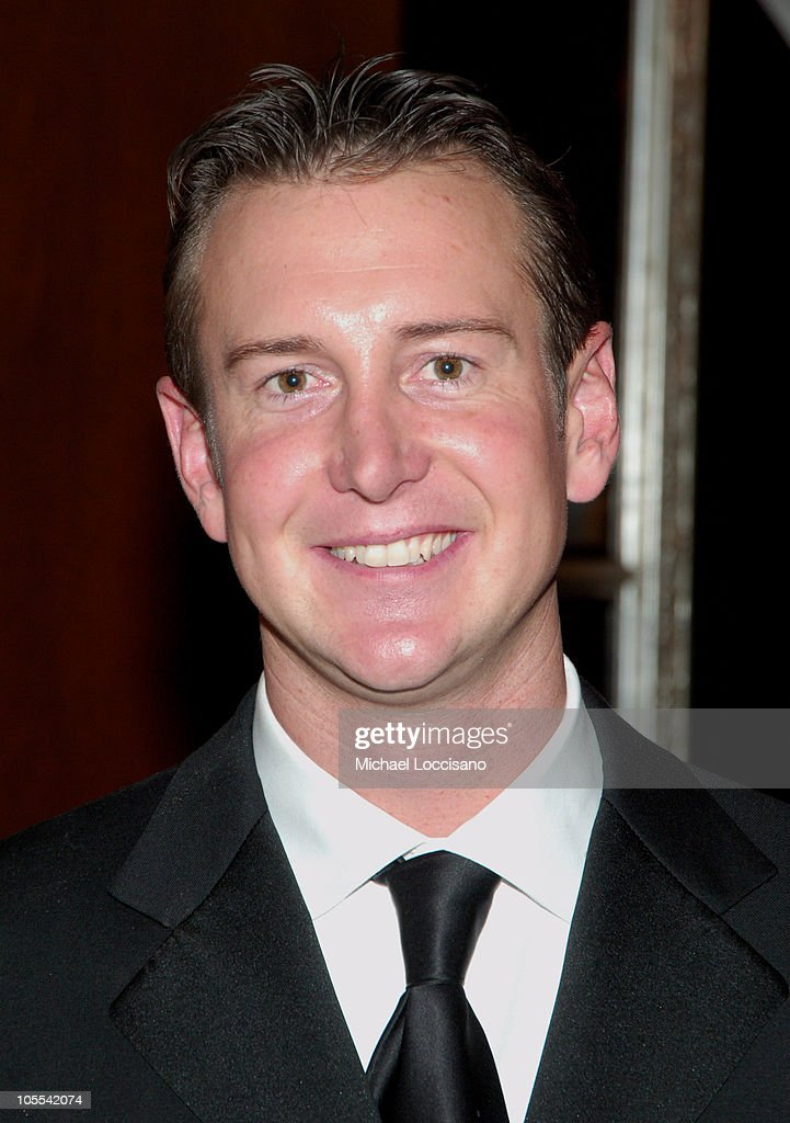 Kurt Busch during NASCAR NEXTEL Cup Series Awards Ceremony - December 2, 2005 at The Waldorf-Astoria in New York City, New York, United States.