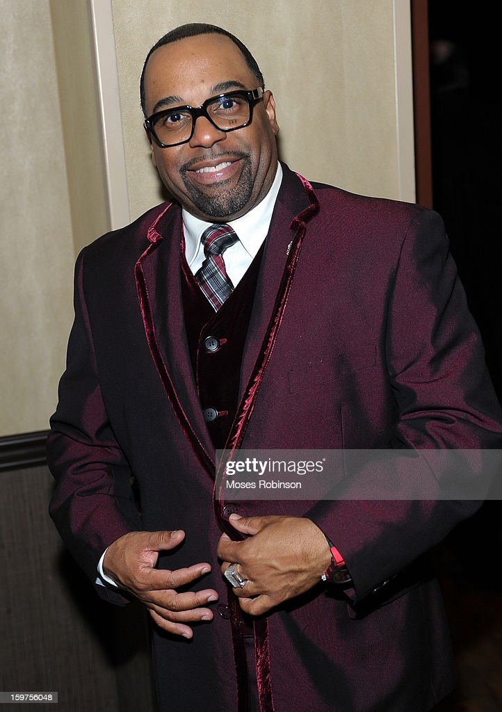 Kurt Carr attends the 28th Annual Stellar Awards Backstage at Grand Ole Opry House on January 19, 2013 in Nashville, Tennessee.