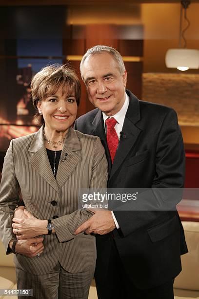 Kurt Felix TVModerator Schweiz und Ehefrau Paola