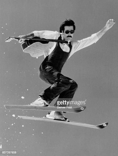 Kurt Melle 31 is not only a ballet artist He's a guitar player and a chef at antonia's in keystone Shot was taken at the end of Skiing spring of 87...