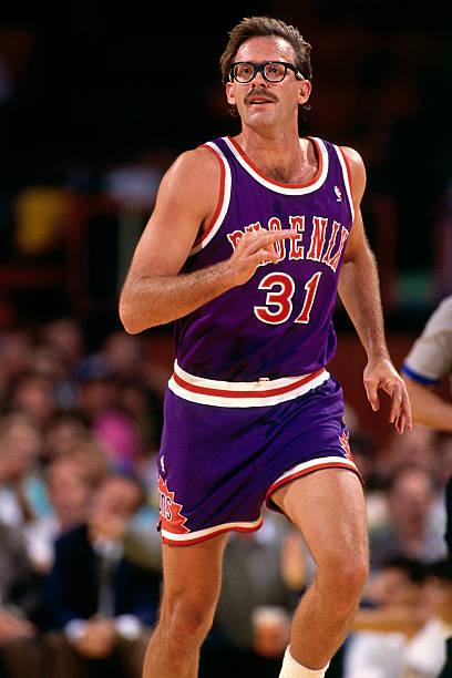 69423f58520 ... Phoenix Suns Archive Kurt Rambis, c.1980s Carlos Boozer Jersey NBA  finals ...