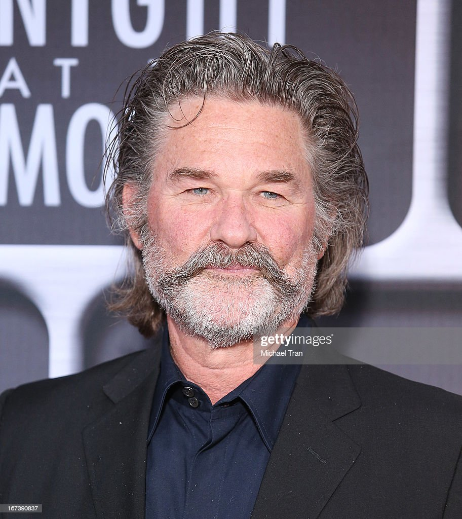 Kurt Russell arrives at the Target presents AFI Night at the movies held at ArcLight Hollywood on April 24, 2013 in Hollywood, California.