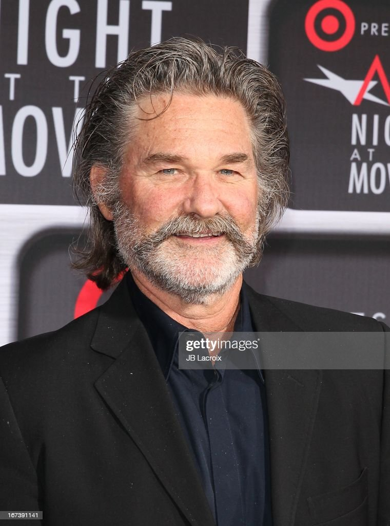 Kurt Russell attends the AFI Night At The Movies presented by Target held at ArcLight Hollywood on April 24, 2013 in Hollywood, California.
