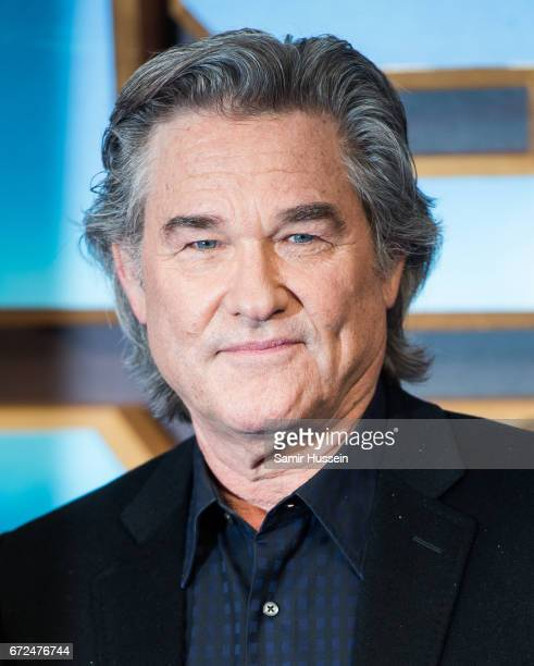 Kurt Russell attends the European Gala Screening of 'Guardians of the Galaxy Vol 2' at Eventim Apollo on April 24 2017 in London United Kingdom