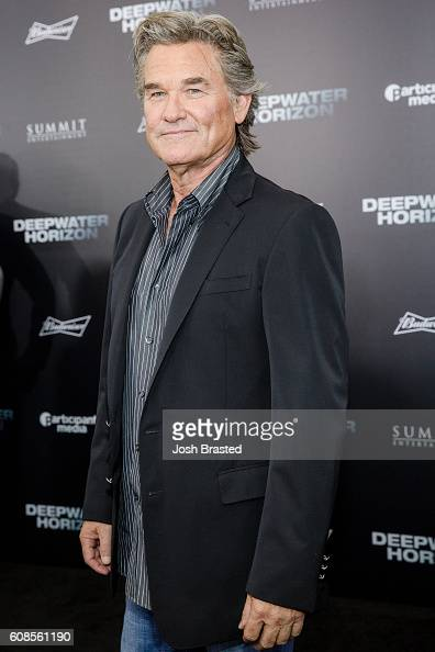 Kurt Russell attends the New Orleans premiere of 'Deepwater Horizon' at The Orpheum Theatre on September 19 2016 in New Orleans Louisiana
