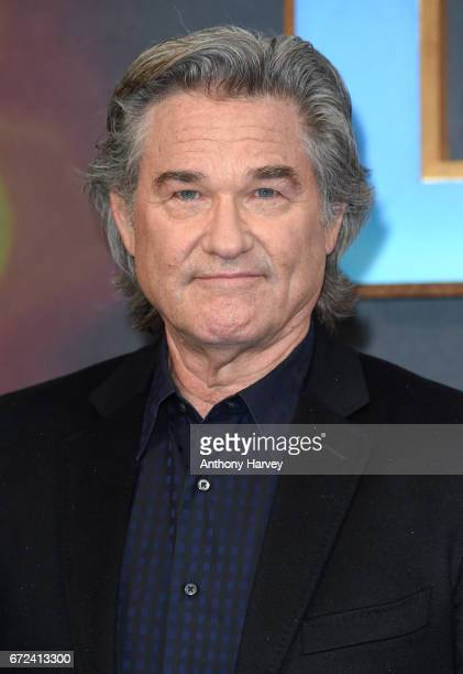 Kurt Russell attends the UK screening of 'Guardians of the Galaxy Vol 2' at Eventim Apollo on April 24 2017 in London United Kingdom