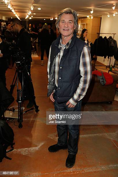 Kurt Russell attends The Variety Studio Sundance Edition Presented By Dawn Levy on Day 4 of the 2014 Park City2014 in Park City Utah