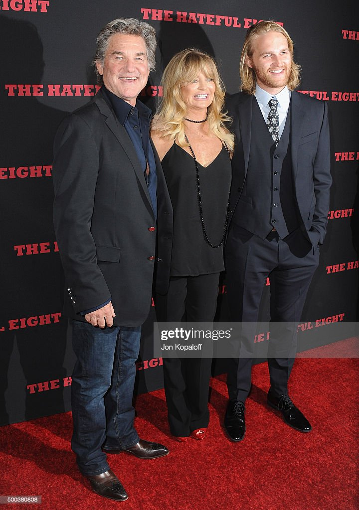 "Premiere Of The Weinstein Company's ""The Hateful Eight ..."