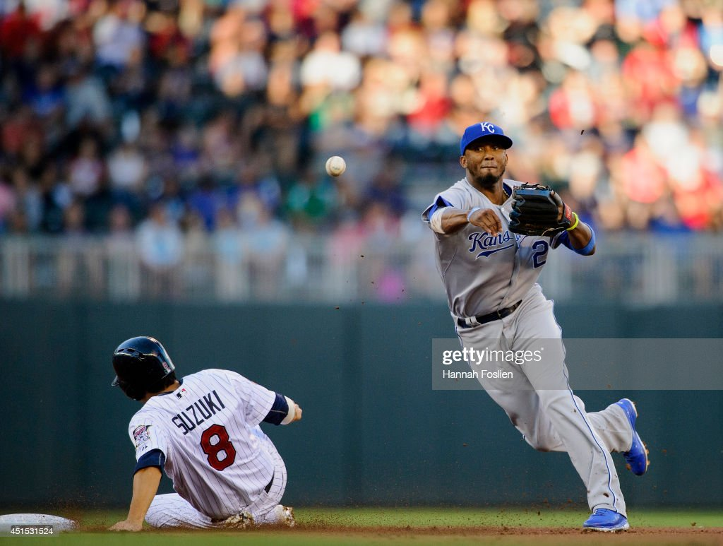 Kansas City Royals v Minnesota Twins