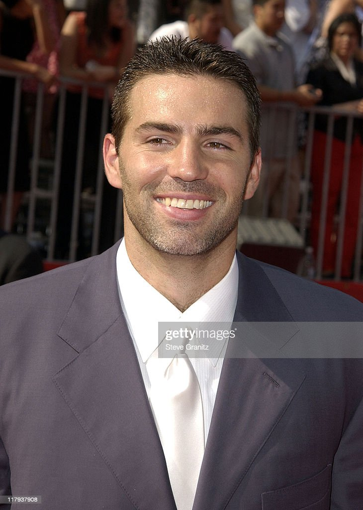 Kurt Warner during 2002 ESPY Awards - Arrivals at The Kodak Theater in Hollywood, California, United States.
