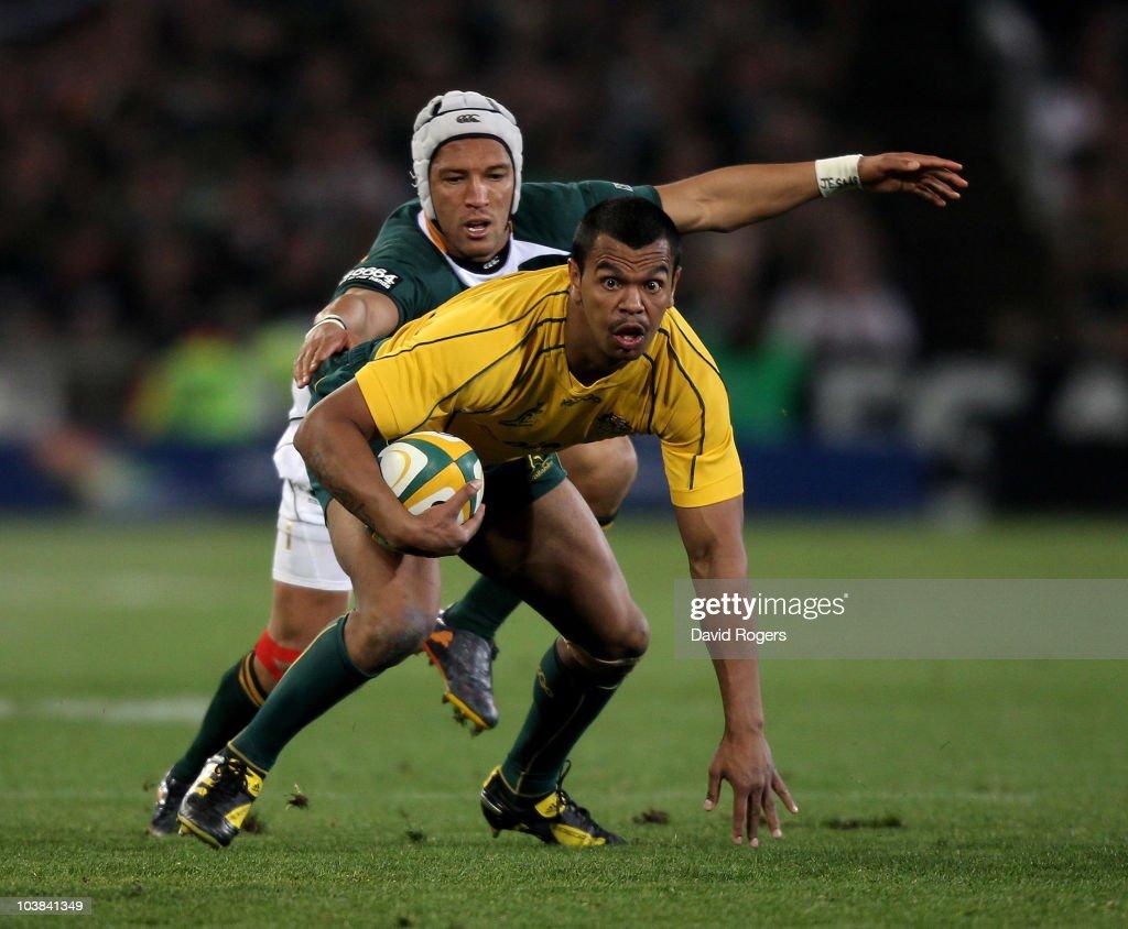 Tri-Nations - South Africa v Australia