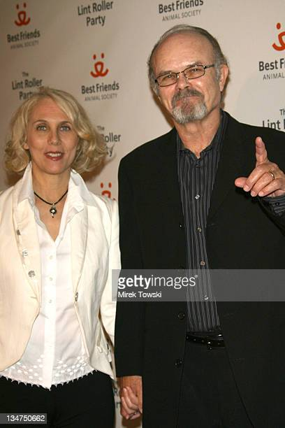 Kurtwood Smith and his wife Joan Pirkle during 'The Lint Roller Party' Best Friends Animal Society's Annual FundRaiser at Smashbox in Los Angeles...