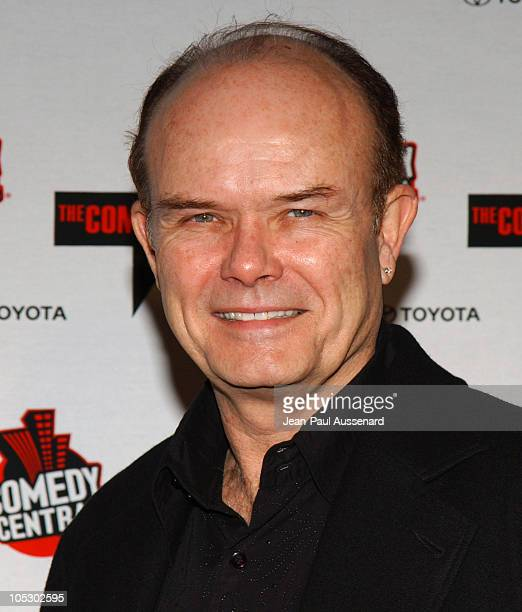 Kurtwood Smith during Comedy Central's First Annual Commie Awards Arrivals at Sony Studios in Culver City California United States