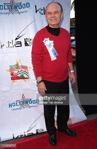 Kurtwood Smith during The 74th Annual Hollywood Christmas Parade Arrivals at Hollywood Roosevelt Hotel in Hollywood California United States
