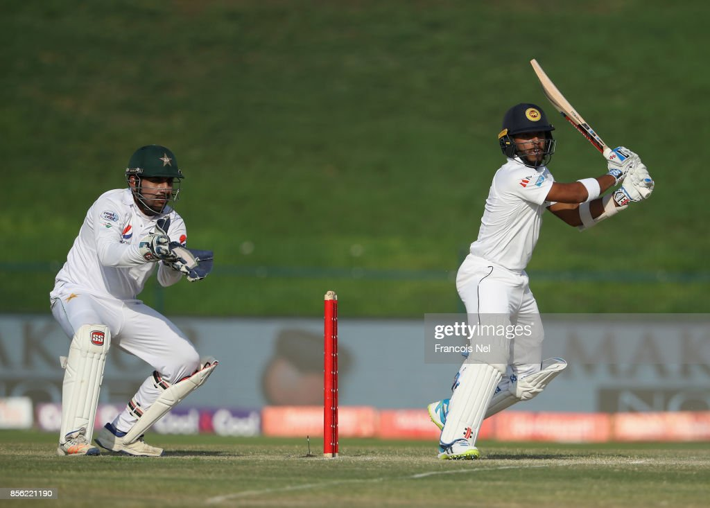 Pakistan v Sri Lanka - 1st Test
