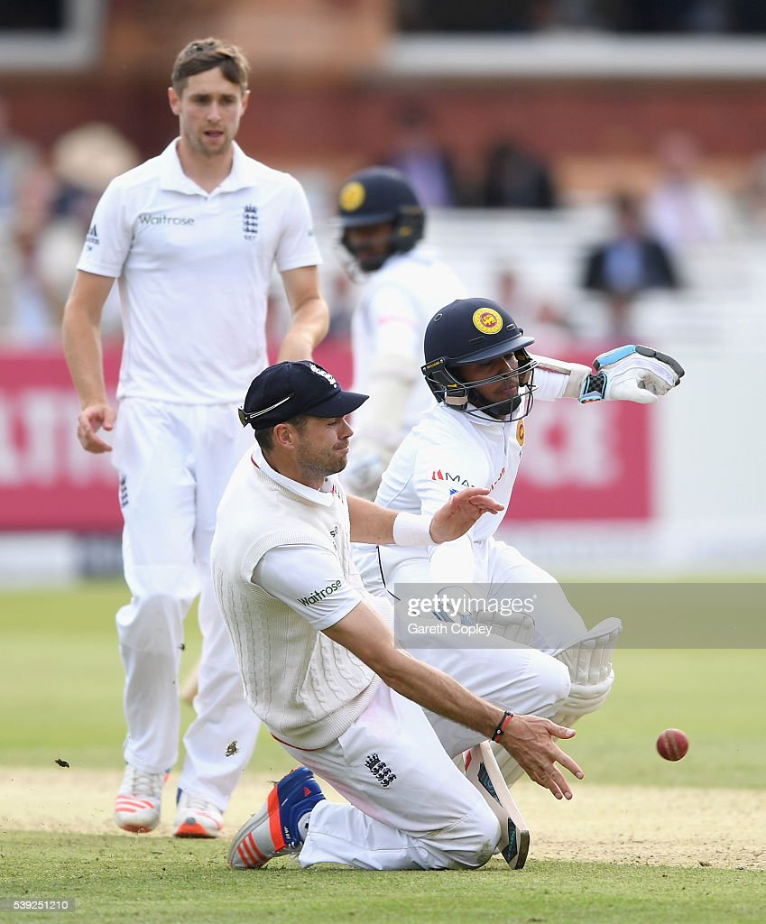 England v Sri Lanka: 3rd Investec Test - Day Two