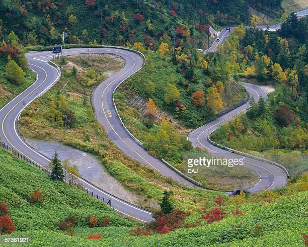 Kusatsumanza road