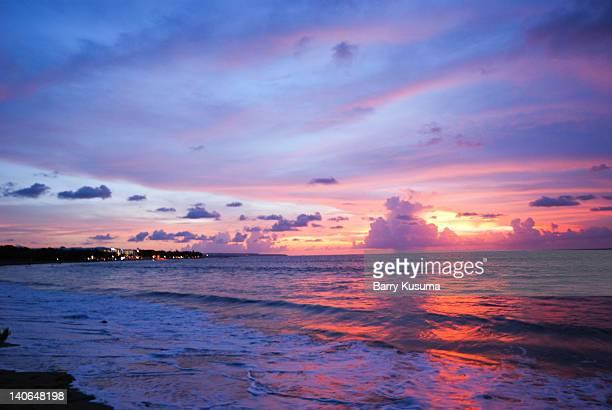 kuta and legian beach in Bali