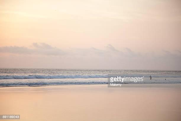 Kuta beach between Legian & Seminyak, Bali