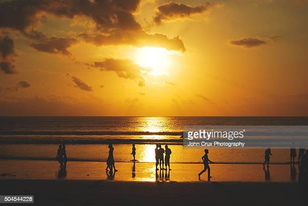 Kuta Sunset