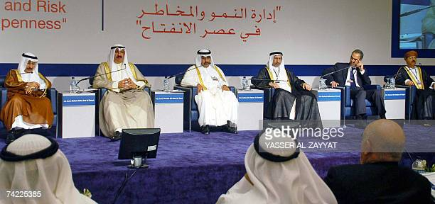 Governor of Saudi Arabian Monetary Agency Hamad Bin alSiyari Governor of Central Bank of Kuwait Sheikh Salem Abdul Aziz alSabah Governor of Central...