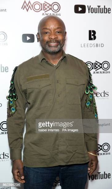 Kwame Kwaten attending the Mobo Awards 2017 Nominations at the YouTube Space London