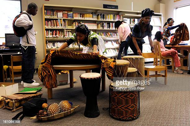 UJAMAA_KSO_12_29_08023 Kwanzaa committee set up to host a Kwanzaa celebration on Monday Jan 29 2008 Today is the fourth day in the sevenday Kwanzaa...