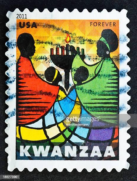 Kwanzaa Carimbo