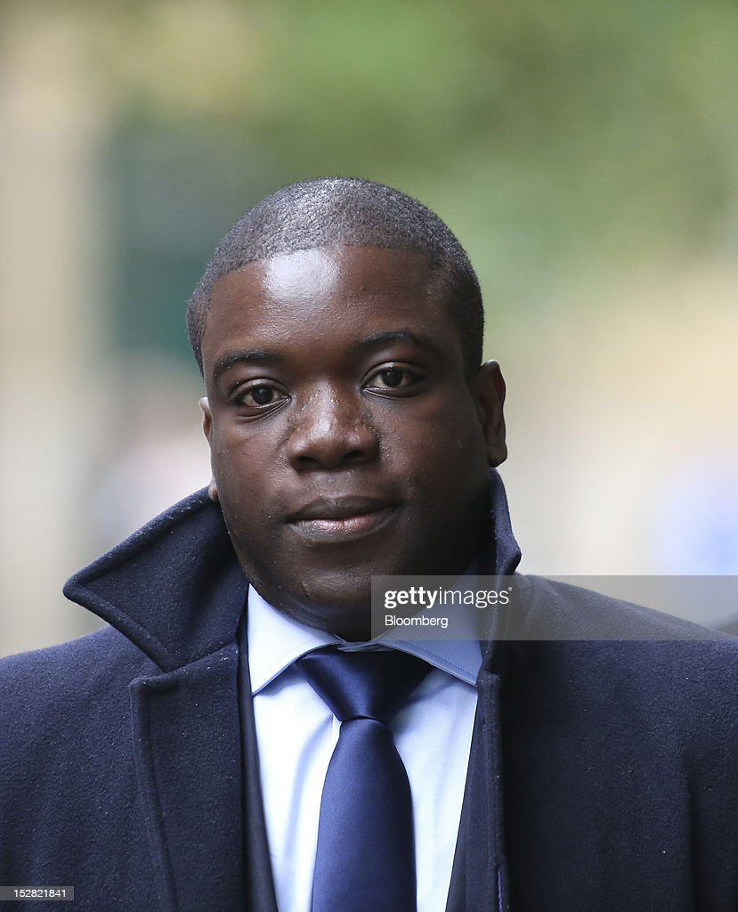 <a gi-track='captionPersonalityLinkClicked' href=/galleries/search?phrase=Kweku+Adoboli&family=editorial&specificpeople=8256036 ng-click='$event.stopPropagation()'>Kweku Adoboli</a>, a former trader at UBS AG, arrives at Southwark Crown Court in London, U.K., on Thursday, Sept. 27, 2012. Adoboli's co-workers knew he was making fictitious trades, the former UBS AG banker told an attorney who interviewed him on the night of his arrest in September 2011. Photographer: Chris Ratcliffe/Bloomberg via Getty Images