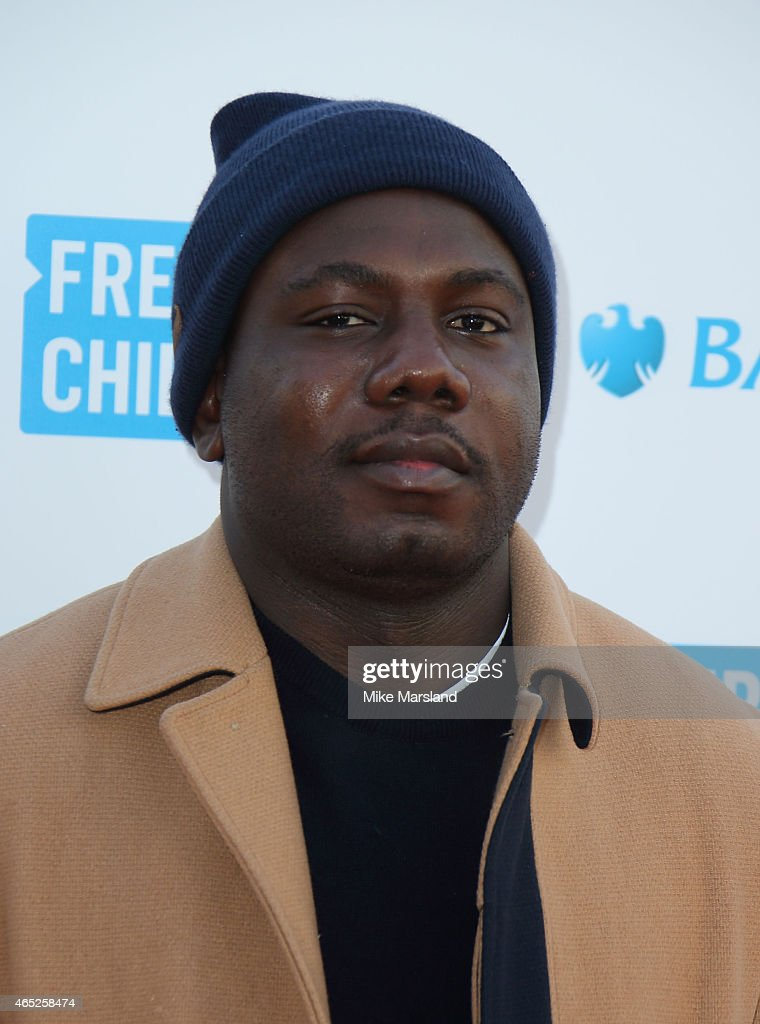 Kweku Mandela attends We Day UK at Wembley Arena on March 5, 2015 in London, England.