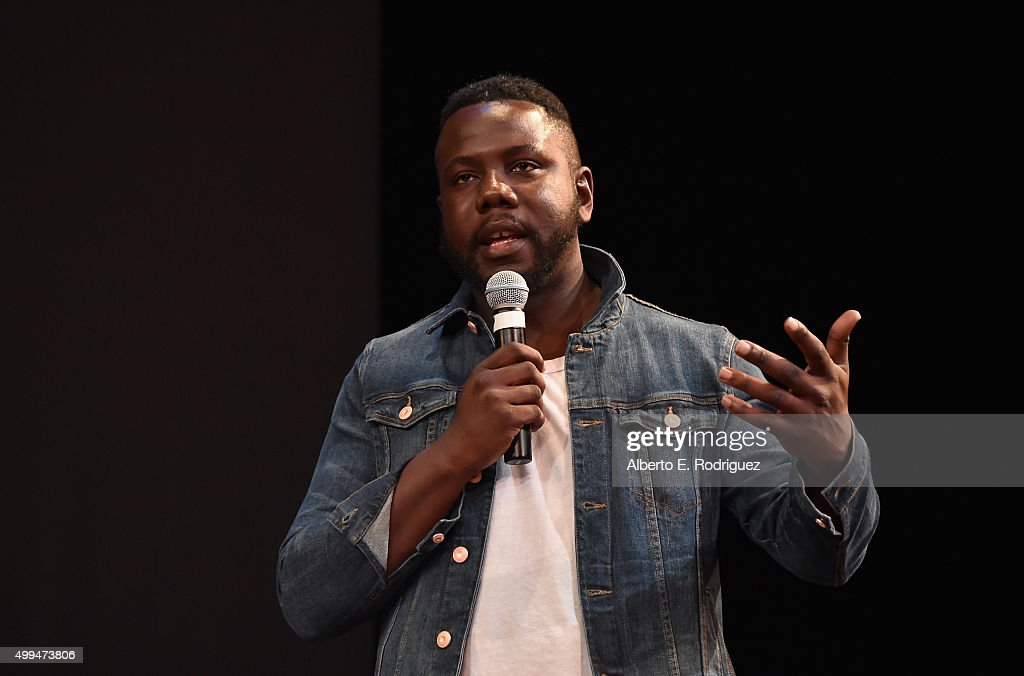 Kweku Mandela, grandson of Nelson Mandela at the special event held at UCLA to commemorate World AIDS Day on December 1, 2015 in Los Angeles, CA.