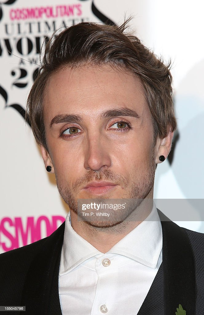 Kye Sones attends the Cosmopolitan Ultimate Woman of the Year awards at Victoria & Albert Museum on October 30, 2012 in London, England.